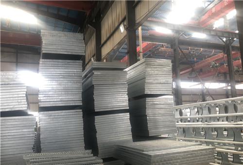 江苏平台钢格栅板已发货,请注意查收!
