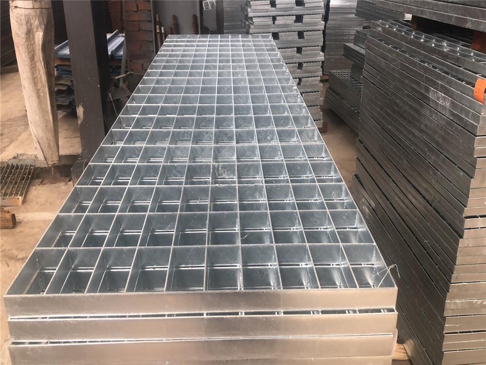 南京平台钢格栅板今日发货,请注意查收