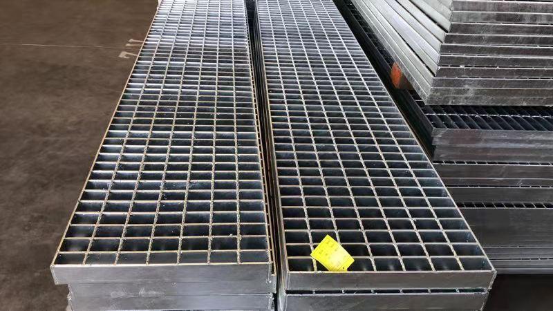 平台钢格栅板在发电厂中的实际应用